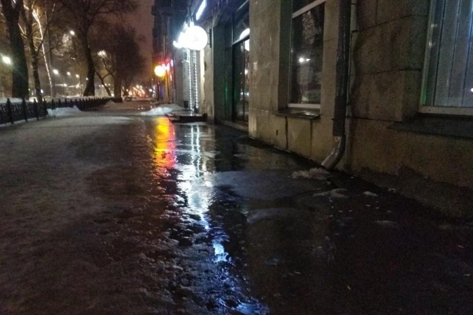 Причины февральского дождя в Кузбассе объяснили синоптики