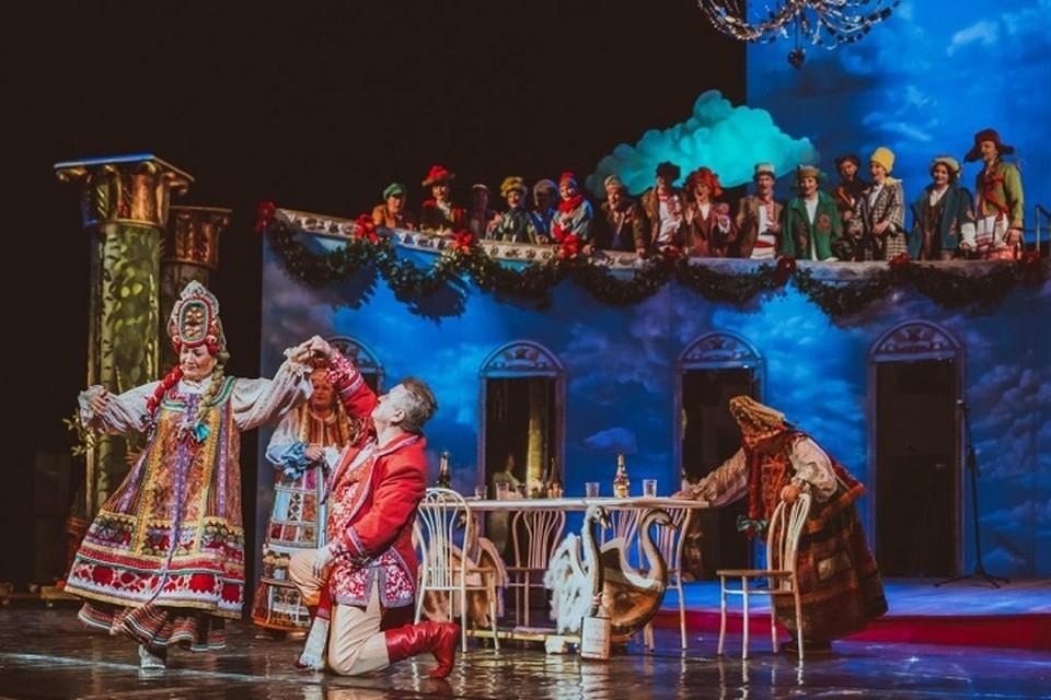 Конкурс театрального искусства пройдет в Хабаровском крае