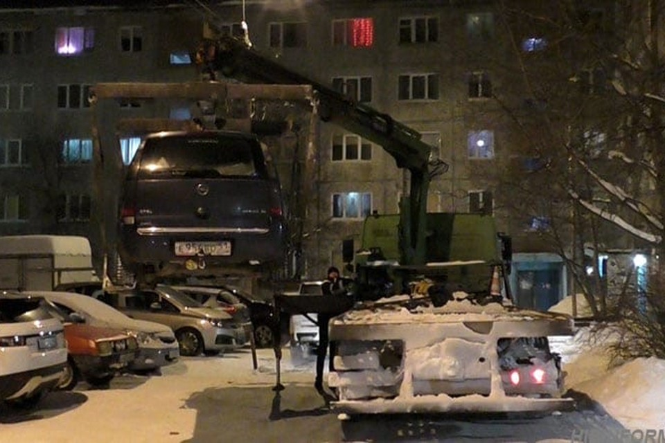 Теперь апатитчанину придется заплатить штраф. Фото: hibinform.ru