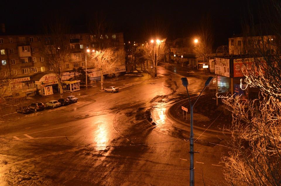 10 февраля в Донецке будет дождь, +3 градуса