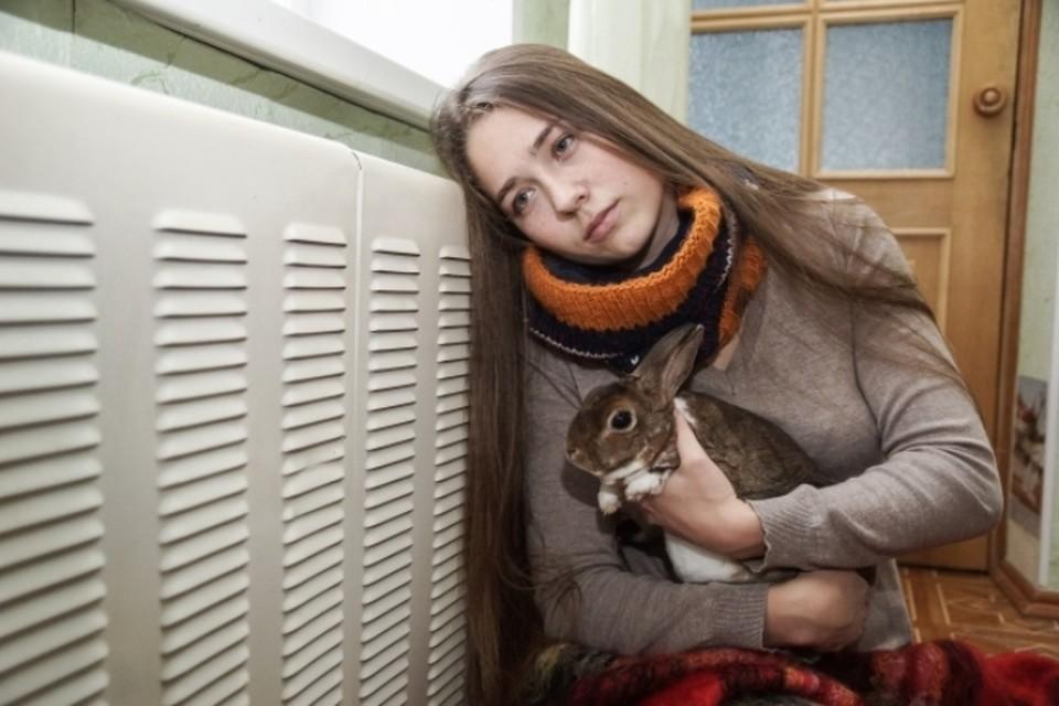 Жители кузбасского поселка остались без тепла из-за сошедшего снега
