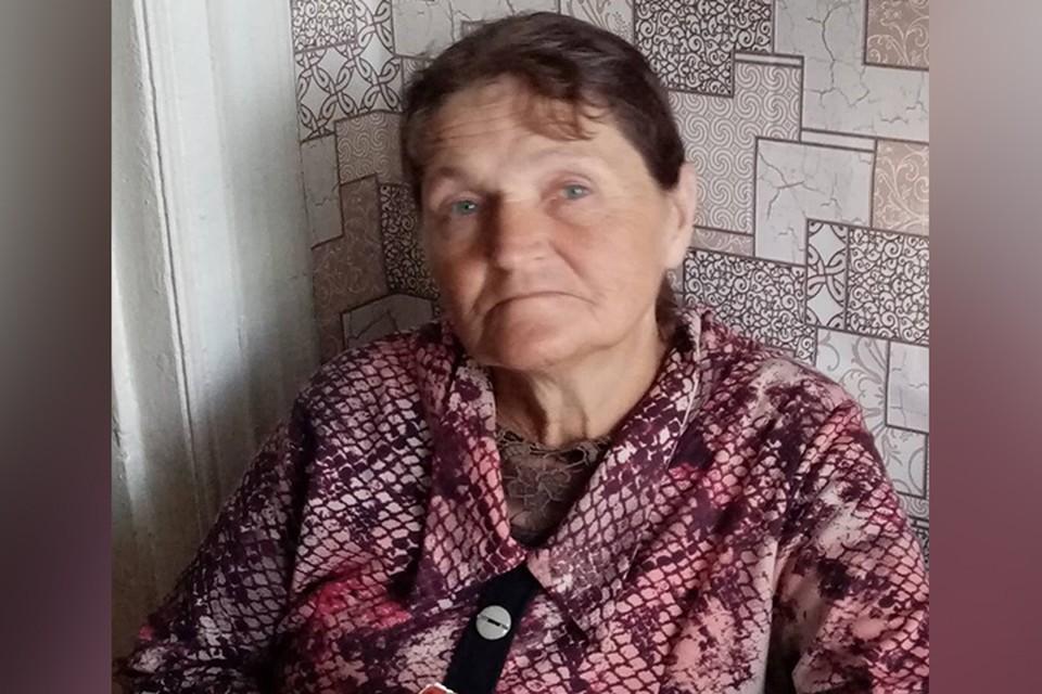 В Киселевске пропала пенсионерка в темно-бордовом платье. Фото: пресс-служба ГУ МВД России по Кемеровской области