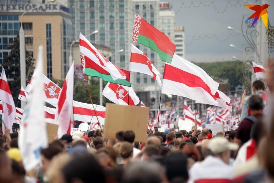 В Генпрокуратуре заявили, что признать БЧБ-стяг экстремистским может только суд.