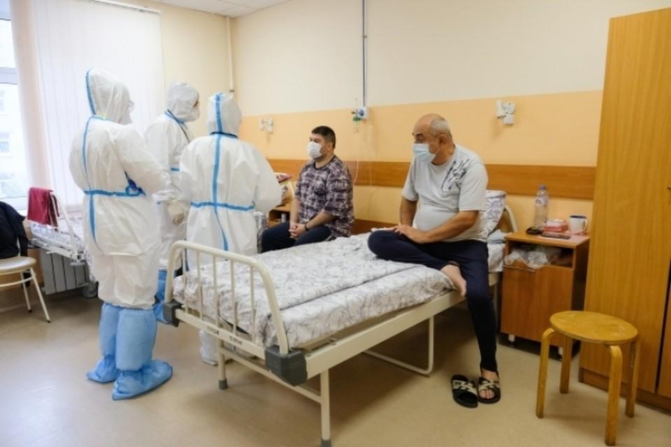Коронавирус в Кузбассе, последние новости на 11 февраля