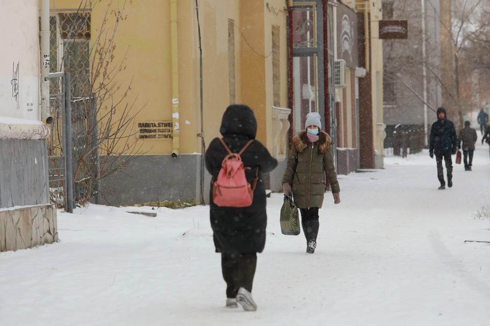 Коронавирус в Красноярске и крае, последние новости на 12 февраля 2021 года: общее число заражений 59450