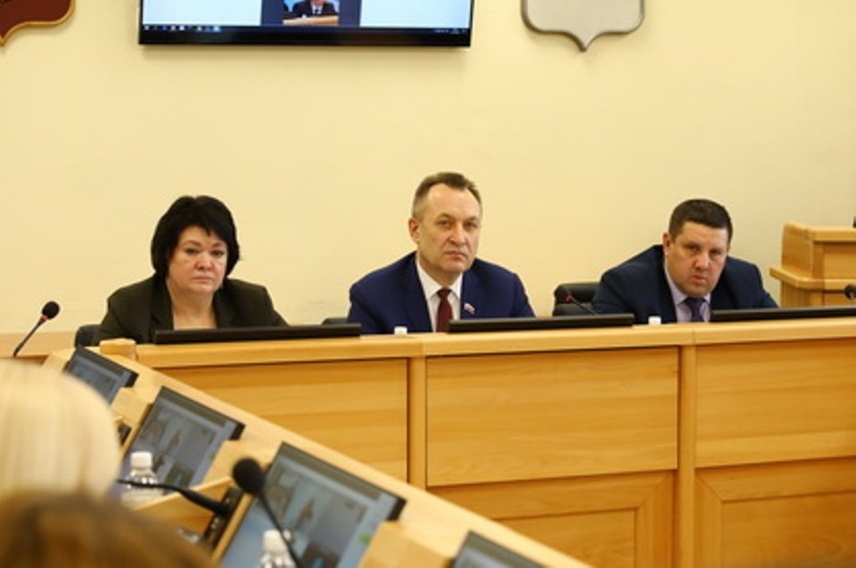В Иркутской области ликвидируют сельхозпредприятие «Искра».