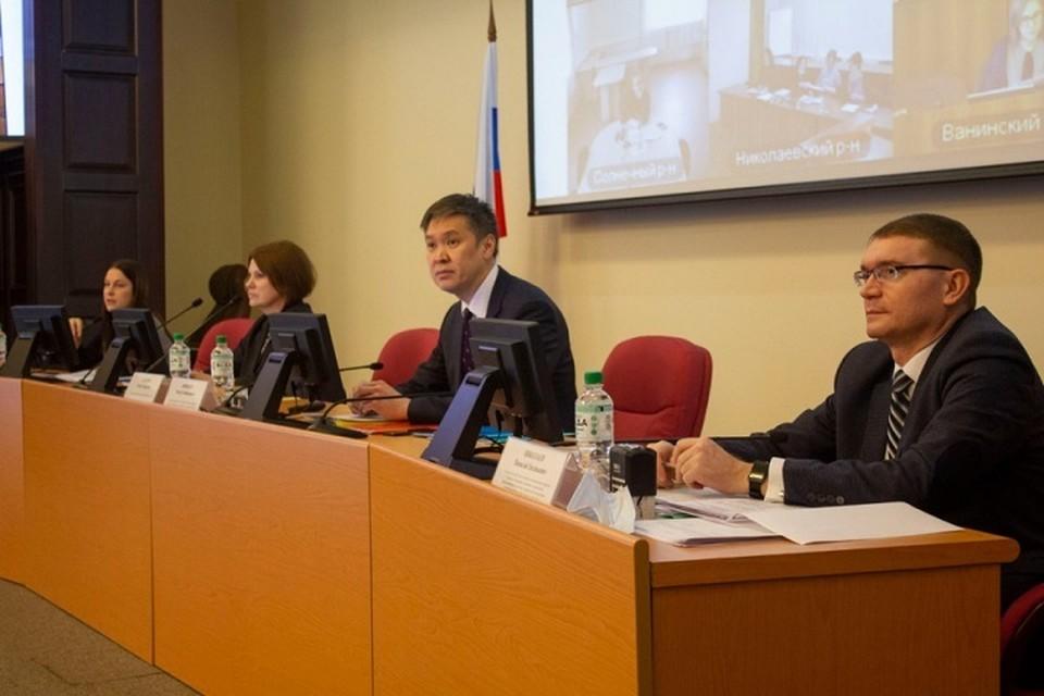 Малочисленные народы Хабаровского края войдут в единый реестр учета