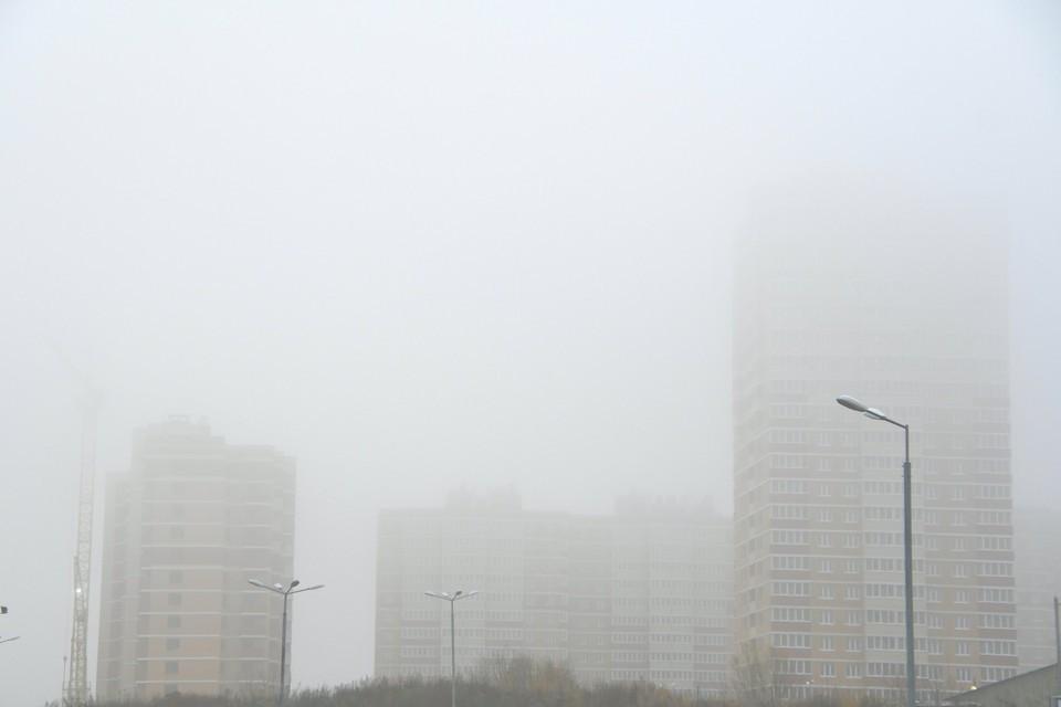 Люди не могут вовремя улететь в Москву и Самару
