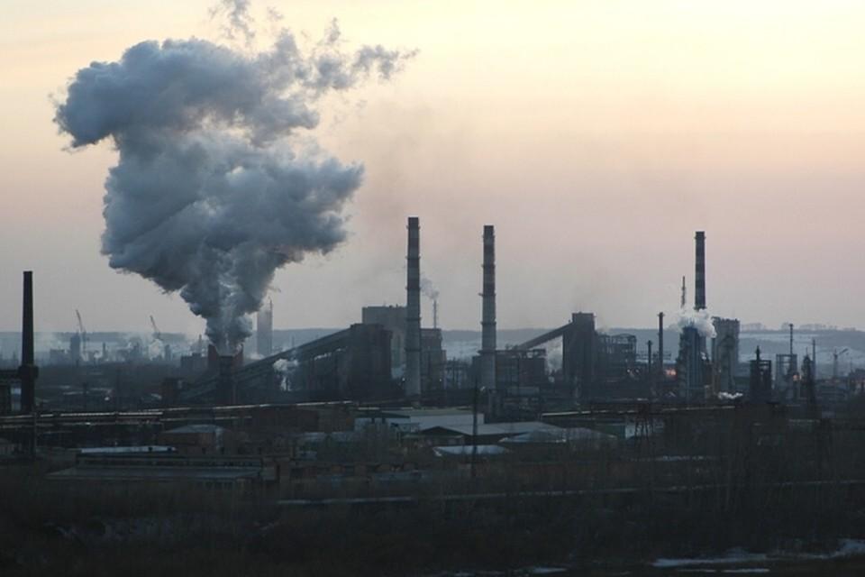 В трех городах Кузбасса продлен режим неблагоприятных метеоусловий