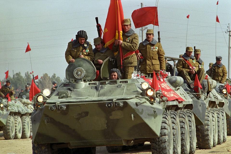 Что Горбачев знал об Афганистане: 32 года назад советские войска покинули страну