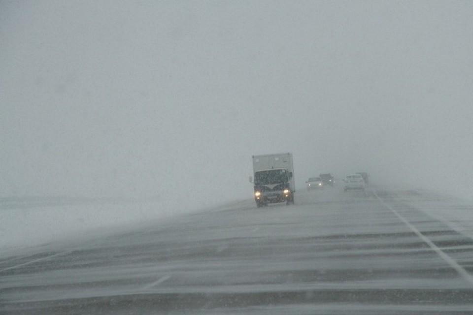 Движение этого вида транспорта ограничено до наступления благоприятных погодный условий.