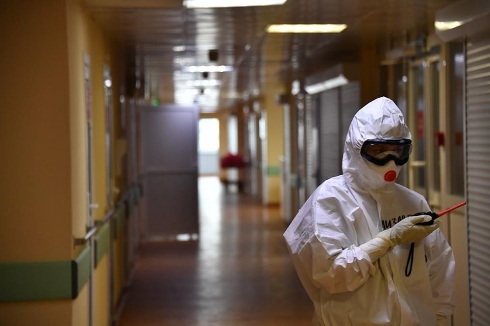 Один человек с коронавирусом умер в Кузбассе