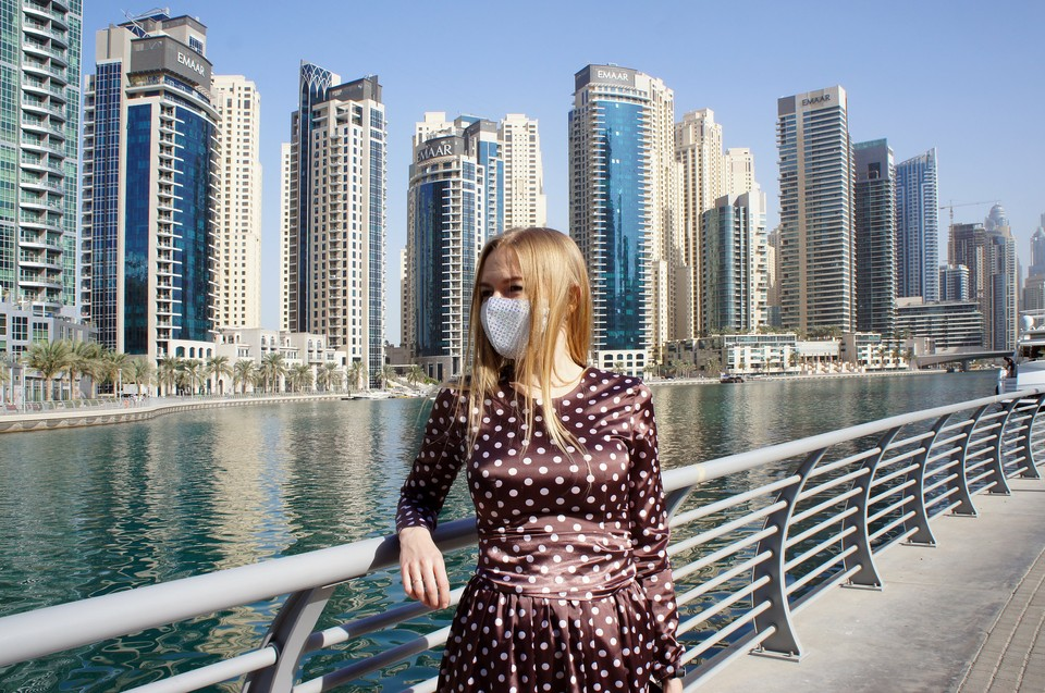 ОАЭ — одно из немногих направлений, где можно сменить зиму на лето