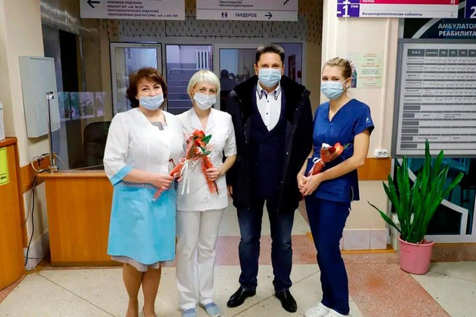 Депутаты Парламента Кузбасса приглашают присоединиться к акциям, посвященным Дню всех влюбленных. Фото: Парламент Кузбасса