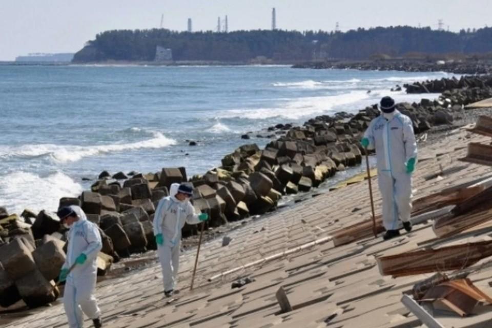 Повторное землетрясение магнитудой 5,2 произошло в японской Фукусиме.