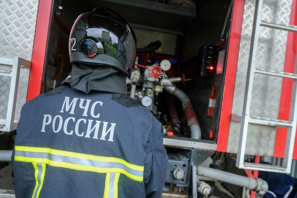 Видео пожара в хостеле в центре Москвы 14 февраля 2021 сняли очевидцы