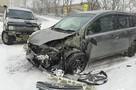 Массовые ДТП и скатывающиеся машины. Первые жертвы снегопада в Приморье
