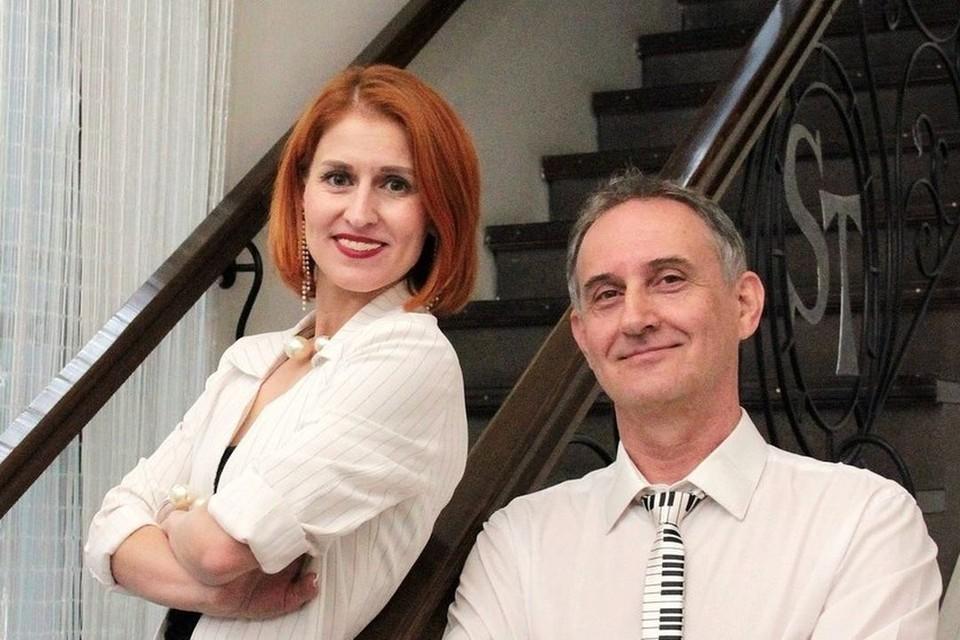 Юлия Демидова и Владимир Швец решили создать Дом джаза в Новосибирске. Фото: со страницы презентации проекта
