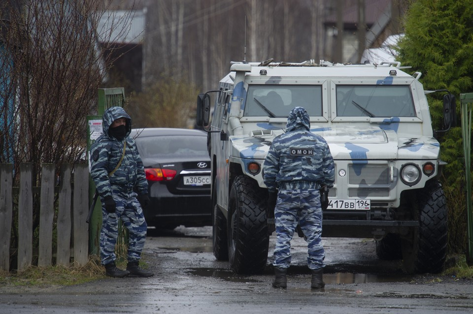 ФСБ задержала предполагаемых террористов в Новосибирске и Томске