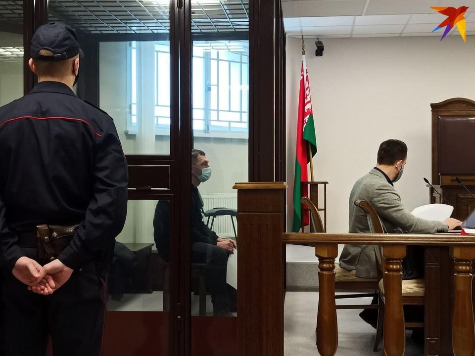 Свидетель стрельбы в Геннадия Шутова Александр Кордюков - обвиняемый в покушении на убийство военнослужащего.