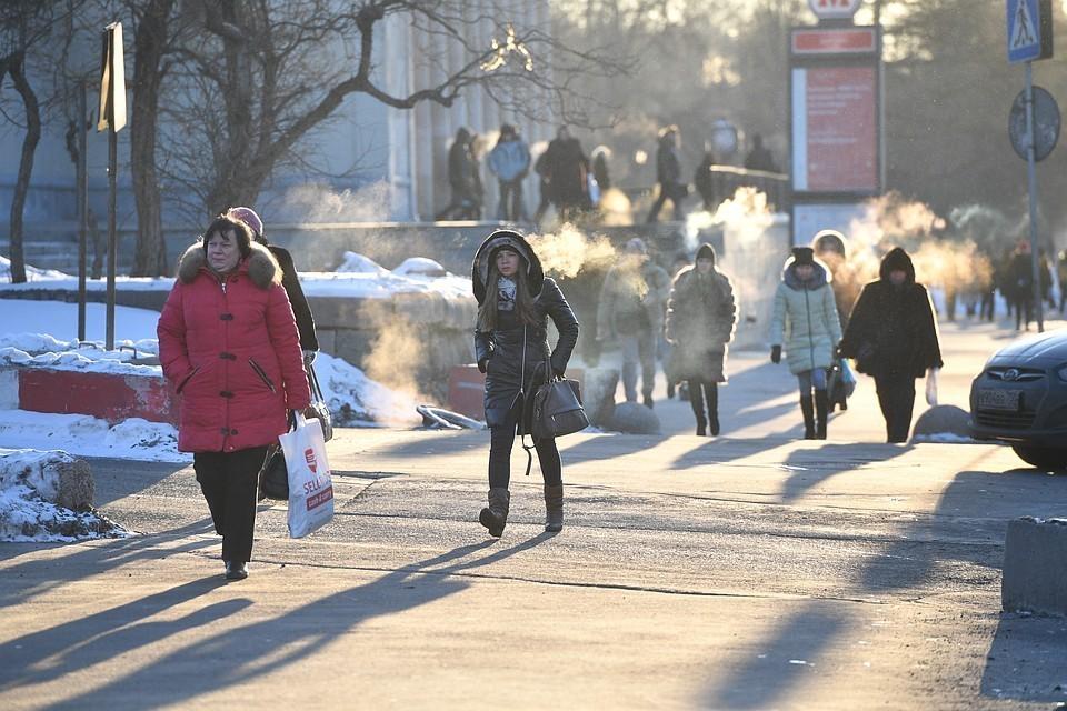 Синоптики пообещали москвичам сугробы и барическую пилу на 23 февраля