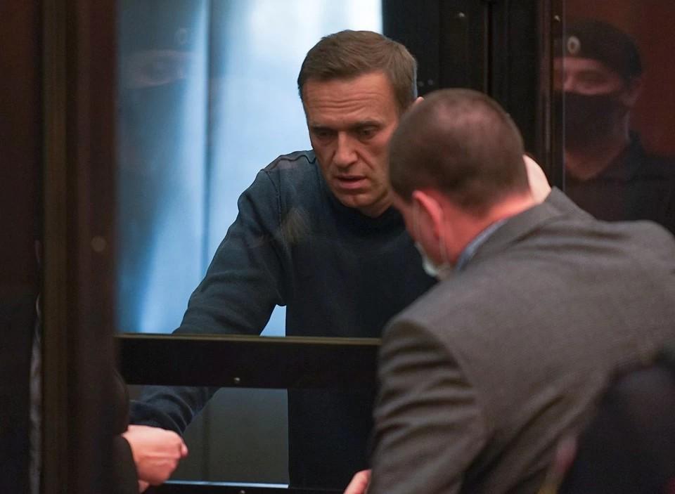 ЕСПЧ попросил Россию освободить Алексея Навального