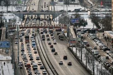 Подписан контракт на строительство первого этапа Широтной магистрали - Витебской развязки