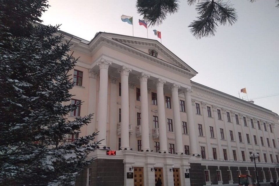 Начальника управления административно-технического контроля назначили в Хабаровске