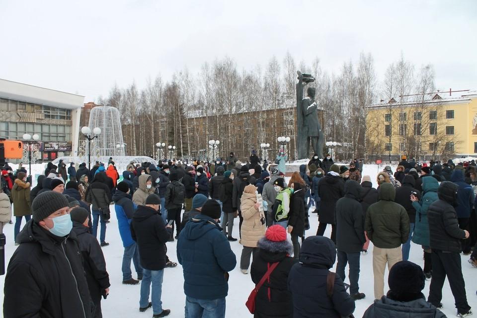 В Коми расширен перечень мест, разрешенных к проведению публичных мероприятий