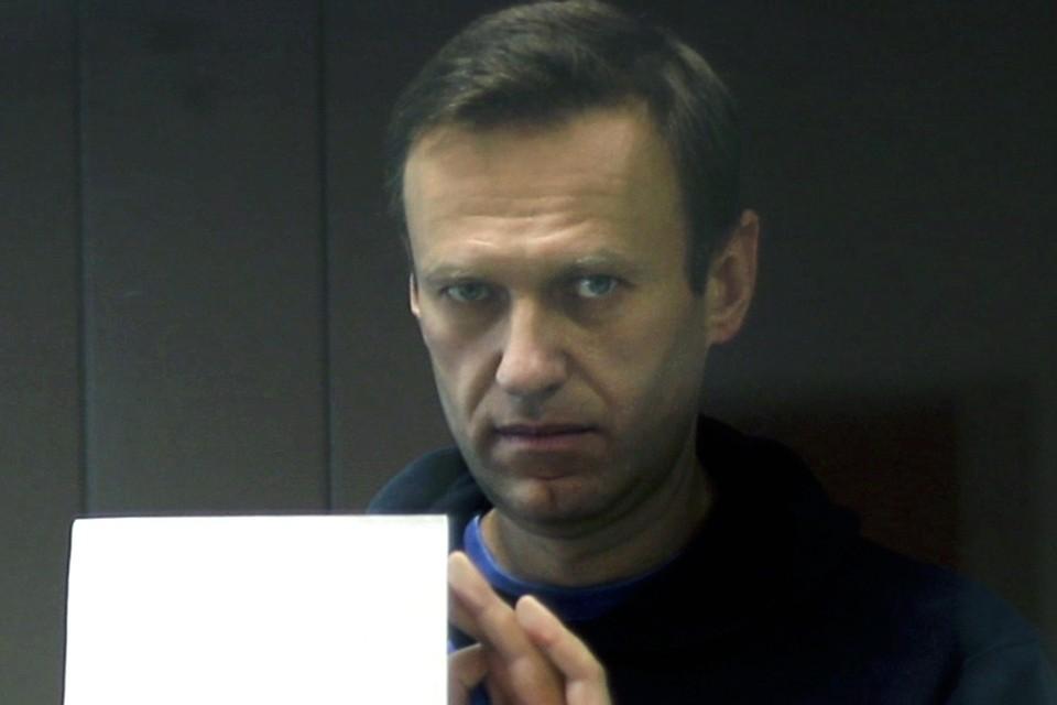 Российский Минюст уже сообщил, что освободить Навального сейчас невозможно