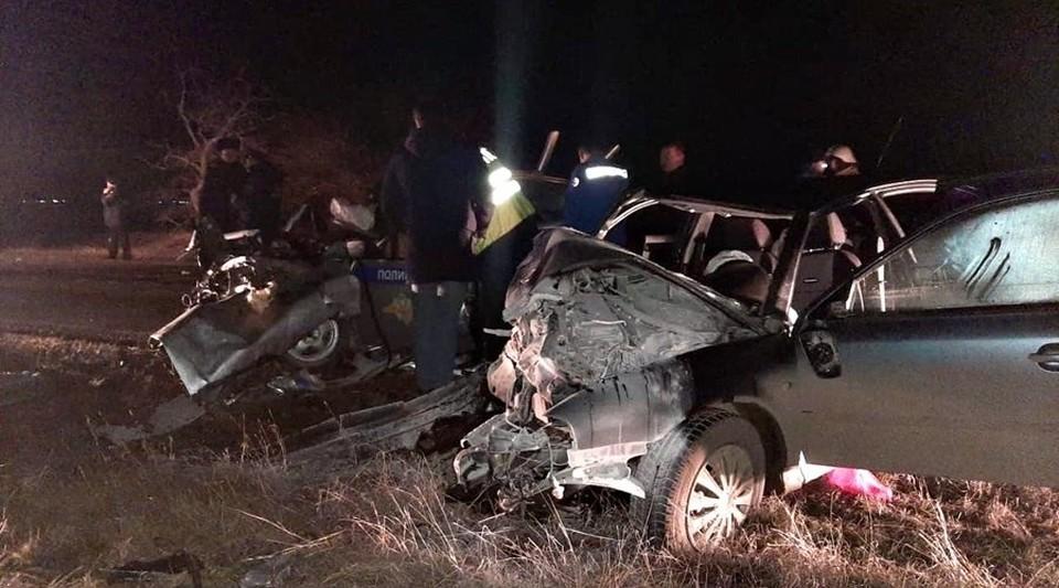 В аварии погибло трое. Фото: СК РФ по РК.