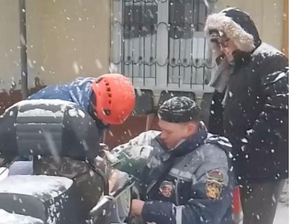 Скрин видео: @ministerstvogoichs