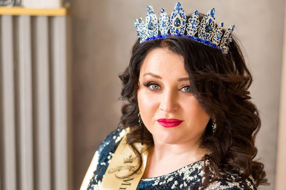 Беларусь на международном конкурсе Ms. Top of the World Plus Size вновь представит гомельчанка