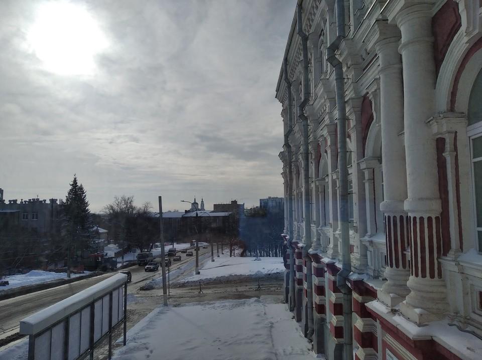 Больше всего больных ковид - в Курске