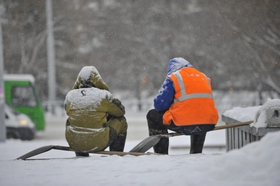 -26 градусов, снег и поземка: с чего начнется последняя неделя февраля в Кузбассе