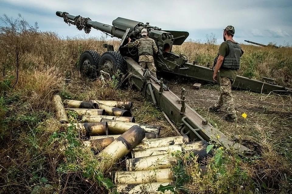 В прошедшие сутки на линии соприкосновения в ДНР было тихо. Фото: пресс-центр штаба ООС