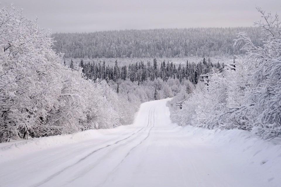 Движение осуществляется по трассе Р-21 «Кола» с 1572 по 1541 километр.