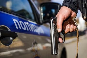 В Самарской области полицейским пришлось стрелять по машине, которая сбила ДПСника