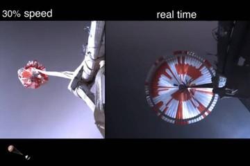 Марсоход Perseverance: посадка сопровождалась загадкой, которую Интернет разгадал за 6 часов