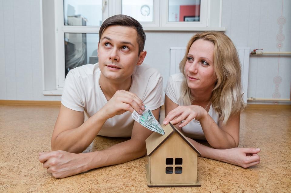 Цены на жилье остановили рост в феврале.
