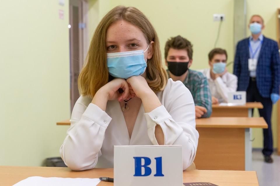 Ситуация с коронавирусной инфекцией диктует особый подход к сдаче выпускных экзаменов.