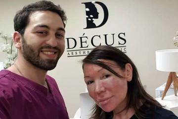 «Лицо и грудь раздулись до необъятных размеров»: россиянку изуродовали в частной финской клинике