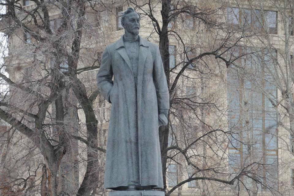 Памятник Дзержинскому с Лубянской площади предложили установить в Санкт-Петербурге