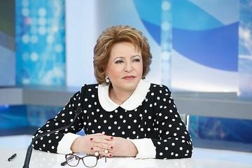Матвиенко заявила, что голосование по установке памятника на Лубянке могут повторить