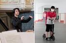 Из дирижера российского театра — в развозчика еды: как пандемия перевернула жизнь известного музыканта