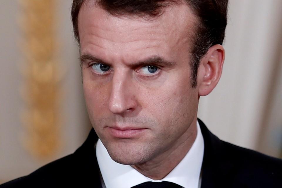 Эммануэль Макрон предложил Гомесу оставить должность и занять пост посла французской гастрономии