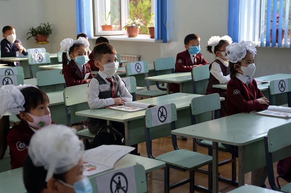 С 9 марта все ученики начальной школы в Бишкеке вернутся за парты
