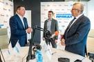 Победа над пандемией, мост на Сахалин и «полет» на работу: итоги интервью главреда «Комсомолки» с губернатором островного региона
