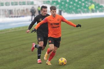 Три мяча за 15 минут: «Уфа» разгромила «Урал» в матче за четвертьфинал Кубка России