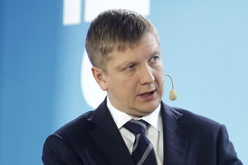 Андрей Коболев заверил сограждан, что топлива в газохранилища закачено достаточно